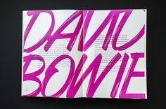 """DAVID BOWIE - """"Ladies, gentlemen...Others"""" Memoir about gender evolution in fashion #gender #editorial #davidbowie #book #fashion #bowie #ed"""