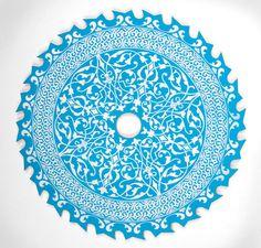 gallery name 2 #symmetry #circle #patttern