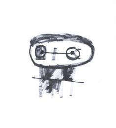 #owl #illustration #b&w #minimal #drawing