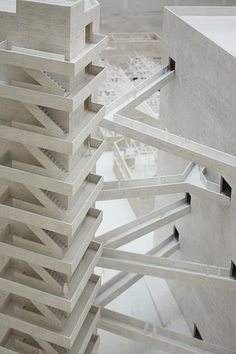 Lina Bo Bardi #model #brutalism #bardi #architecture #bo #lina