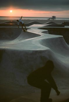 Stop Breathin' #photo #dusk #skate #road #skateboard #ride #edge