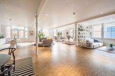 East London Penthouse by SIRS #modern #design #minimalism #minimal #leibal #minimalist