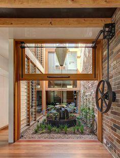 Alexandria House, Aqua Perma Solar Firma by CplusC Architectural Workshop 6