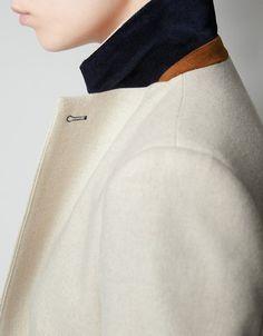 different colors #woman #color #colors #blocking #coat #fashion