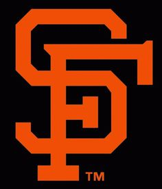 1958–1982 San Francisco Giants Logo #logo #baseball #sports #sf giants