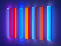 Creative Review Luminous work by Regine Schumann #colour