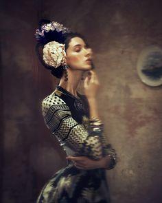 SO SCHOEN WIE GEMALT #fashion #photography