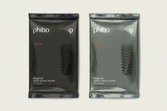 Phibo - Saffron Brand Consultants #packaging #identity
