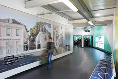London Luton Airport by Ico Design and Atipo #photography #brand design
