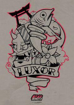Luxor by Mcapmonsta