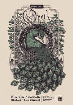 Opeth poster