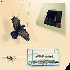 andresvalerio 6 #illustration #collage