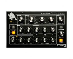 iheartsynths.com - eat. sleep. synth. #synth #minitaur #moog