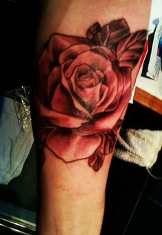 50+ Meaningful Rose Tattoo Designs #rose #tattoo #designs
