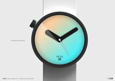 2424 Time Experience on Behance #placement