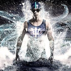 Design for fun #heroe #water #swim