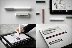 BYZERO | STUDIO DIGITAL PEN AND APP #packaging #digital #stylus #pen