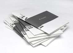 Brochure #black #white #brochure