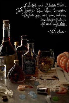 Frank Sinatra rider #sinatra #daniels #jack #crooner #booze #shrimp