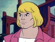 Prince Adam - He-Man and the Masters of the Universe #cartoon #heman #legend