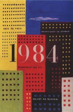 olleeksell.se-33.jpg (900×1368) #sweden #book #eksell #cover #1984 #scandinavia #olle
