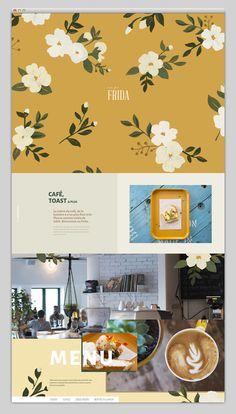 Frida #website