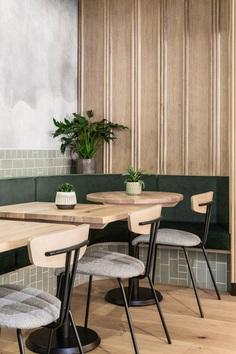 London's Farmer J restaurant by Biasol