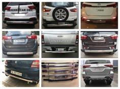 Hyundai Creta Rear Bumper Guards Naraina, New Delhi, Creta Rear Bumper Guards