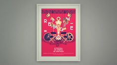 Festival de Cinema de Gramado on Behance #film #photography #typography