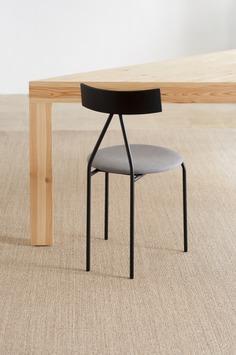 Gofi Chair by Goula / Figuera Studio