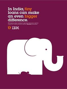 Dutch Uncle Agency { News Blog }: Noma Bar • IBM \'Oucomes\' Campaign