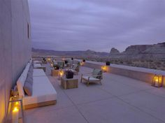 Amangiri Resort and Spaspectacular project in Canyon Point - www.homeworlddesign.com (16) #utah #resort