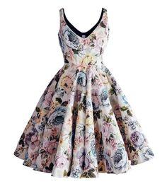 KONSTANCJA (34) #fashion #clothing #retro #dress
