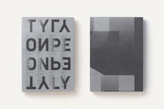 Unit Editions Books Type Only Spinstudio