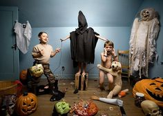 In The Playroom on the Behance Network #jonathan #hobin