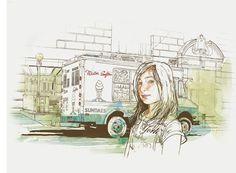 Telmolindo Designer graphique Illustrateur Directeur artistique Graphiste indépendant Freelance #illustration #watercolor