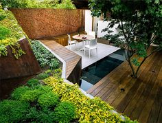 Hilgard Garden - #outdoor, #architecture, #landscaping,