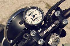Honda CG125 #bike