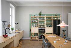 Apartment Renovation in Vienna - #decor #interior #home