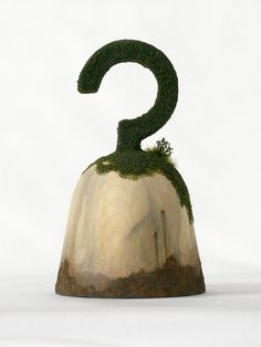 maicoakiba web : 秋葉舞子 portfolio Solid 100 YEARS LATER #sculpture #aged #rust #vintage #moss
