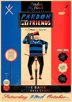 posters #hudson #illustration #jack #poster