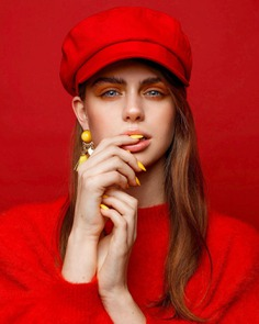 Vibrant Fashion and Beauty Photography by Jack Høier