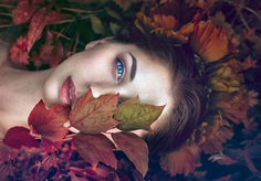 Marvelous Fine Art Self-Portrait Photography by Monica Lazar