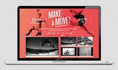 Make a move #web