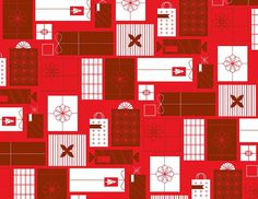 Eight Hour Day » Happy Holidays Illustrations