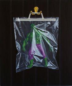 Simon Monk « PICDIT #comic #paint #painting #art #oil