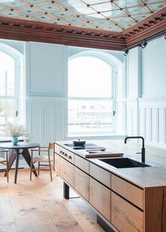 Dinesen & Garde Hvalsoe Showroom by Studio David Thulstrup