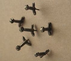 Sword Push Pins