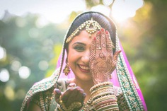 Bridal Photoshoot Poses Ideas
