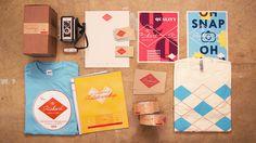 Jonathan Lawrence | Graphic Designer | Atlanta, GA #branding #retro